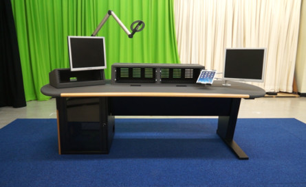 Mw Video Systems Offer Custom Media Desks Which Are Furniture Solutions Designed To Give You An Ergonomic Workstation Your Specific Requirements