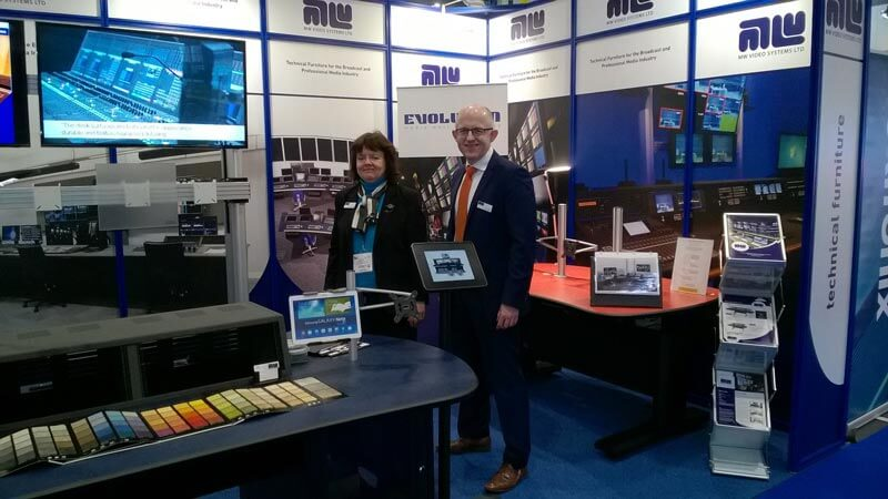 MW Video systems stand M30