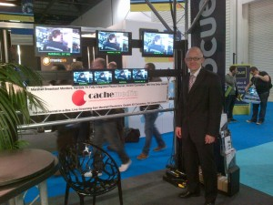 Neil at BVE south 2013